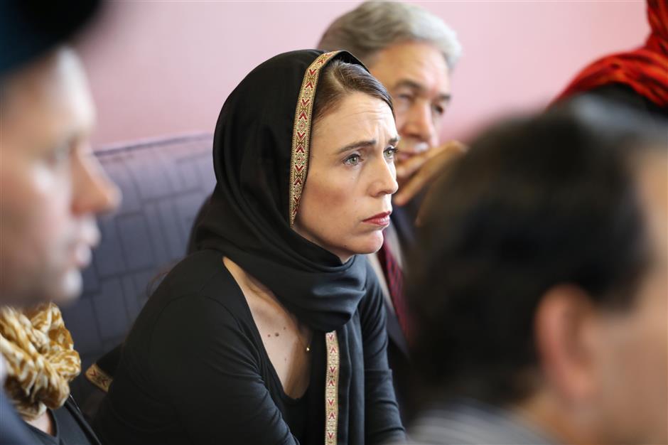 New gun laws will make NZ safer after mosque massacre, says PM Ardern