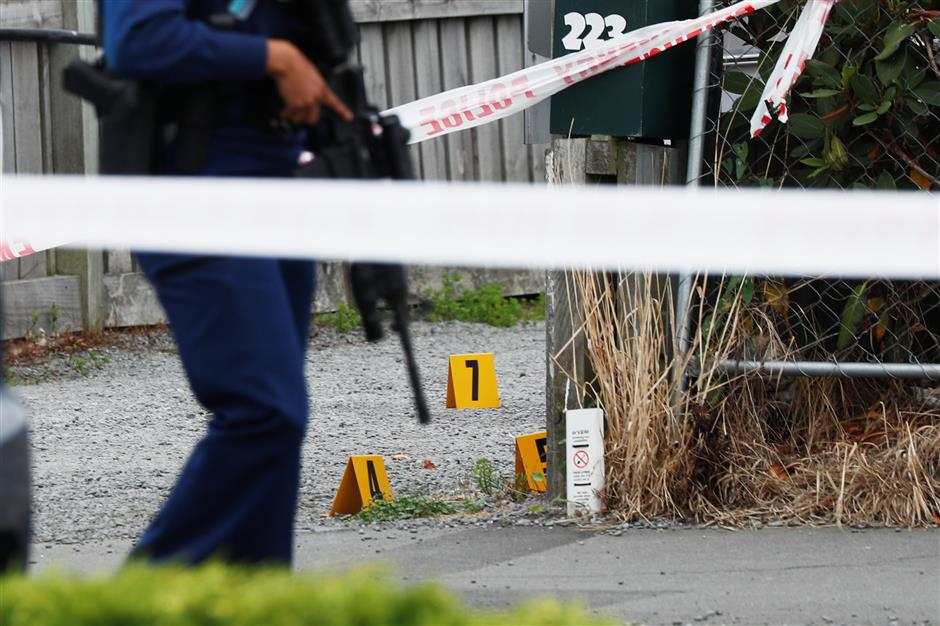 Gun shop says Christchurch suspect bought weapons online