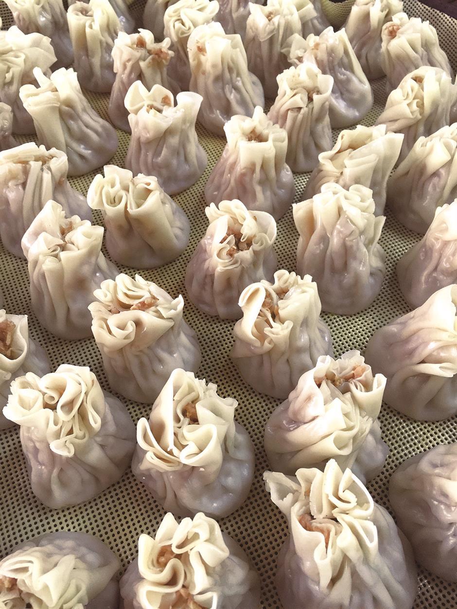 Dumplings so yummy they spawn copycats