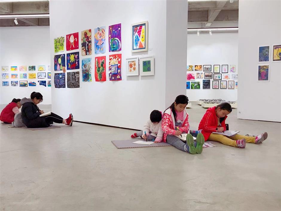 Children's art to feature at international festival