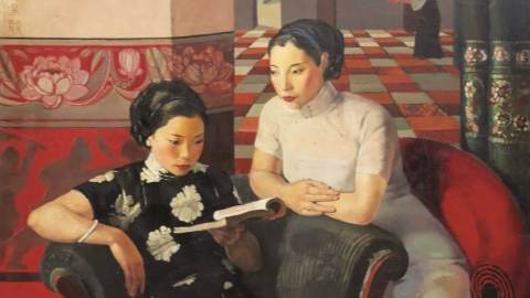 Image result for Pioneering: Chinese Artists Abroad in France and Chinese Modern Art