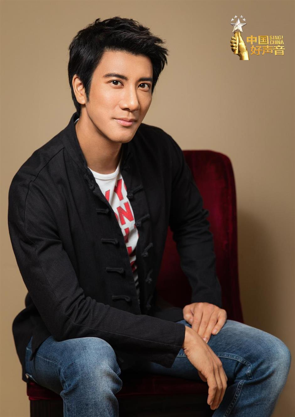 Wang Leehom to be a judge for the '2019 Sing! China' - SHINE