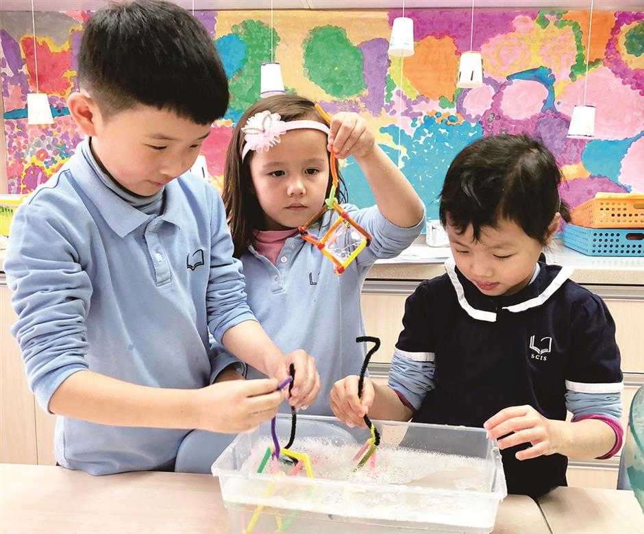 Cultivating curiosity at the SCIS Hongqiao ECE