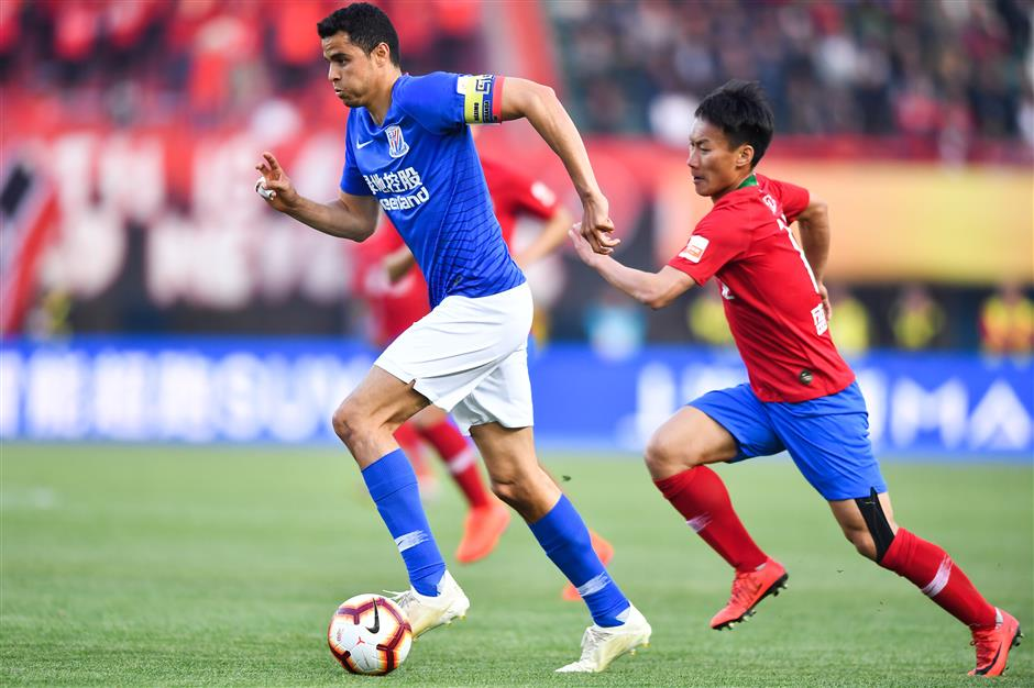 Captain Moreno a hero in late Shenhua victory