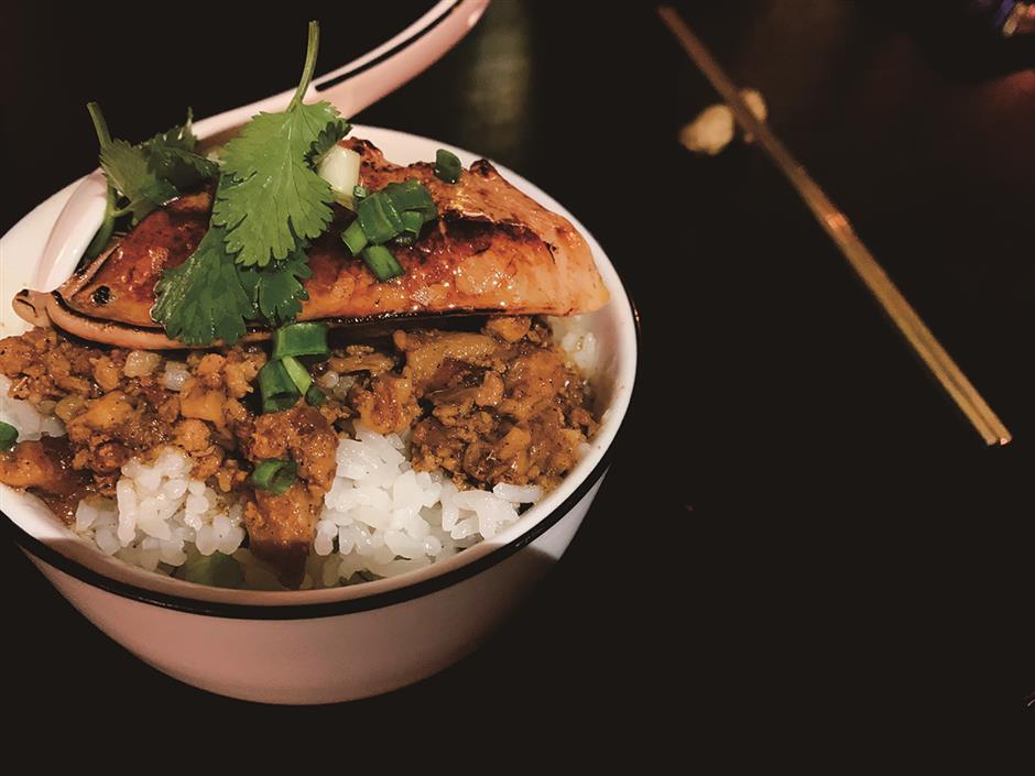 Bistro Bonbon's Taiwanese food with a twist
