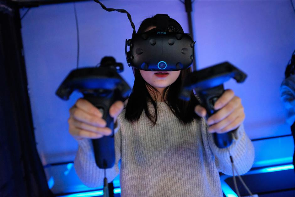 China's roaring VR arcades are aiming for real-world success