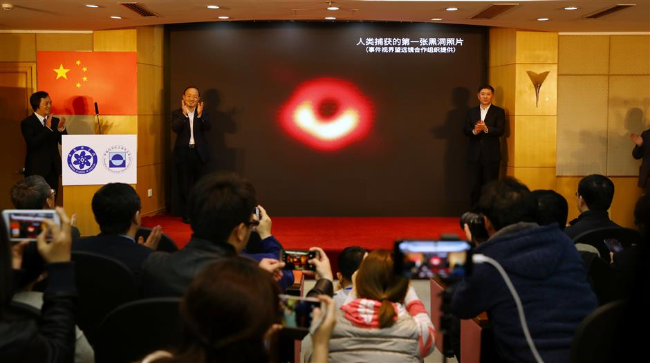 Penangite among first scientists behind historic black hole image
