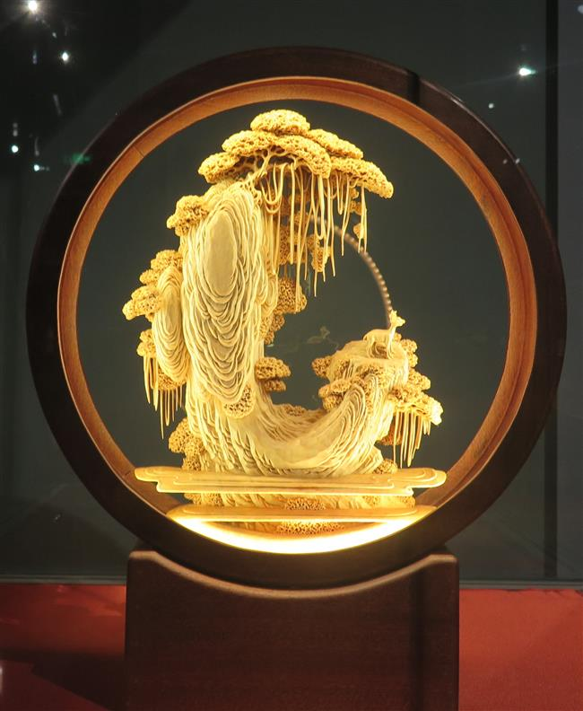 Exhibition highlights China's rich sculpture heritage