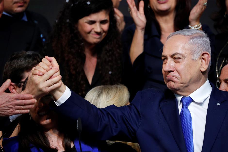 Netanyahu wins 5th term as Israeli PM: final results