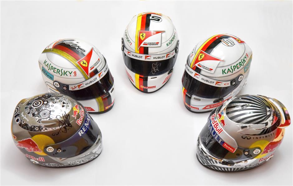 Vroom! Vroom! Formula 1 fans turbocharged
