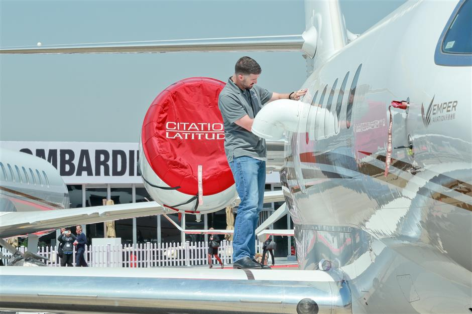 Business aviation enters era of 'steady growth'