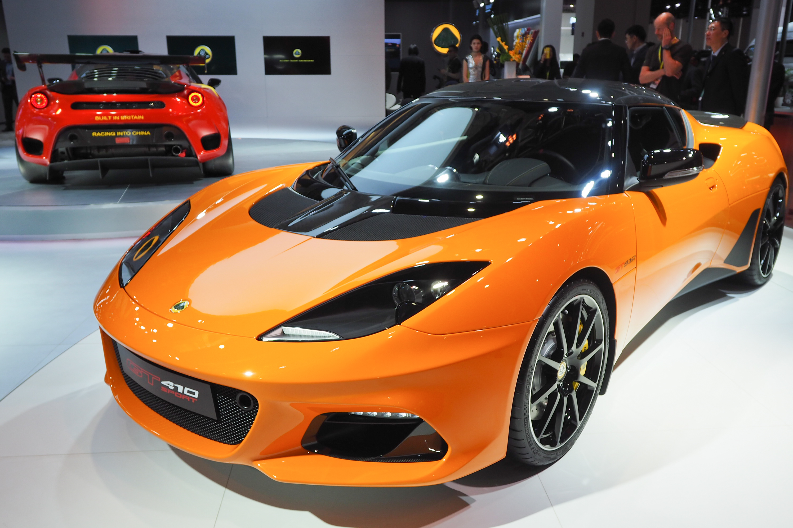 A sneak preview of Shanghai auto show's offerings