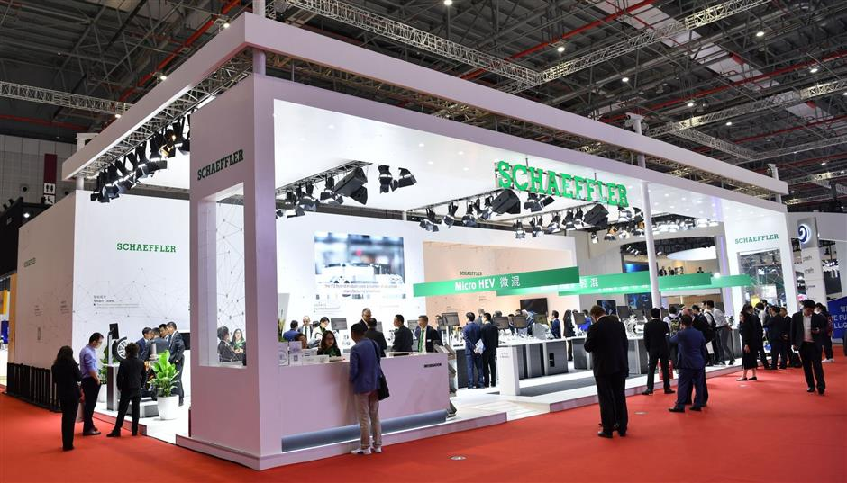 Car parts makers see new China growth opportunities