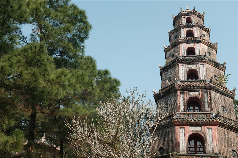 One-time capital of Vietnam in a world of its own