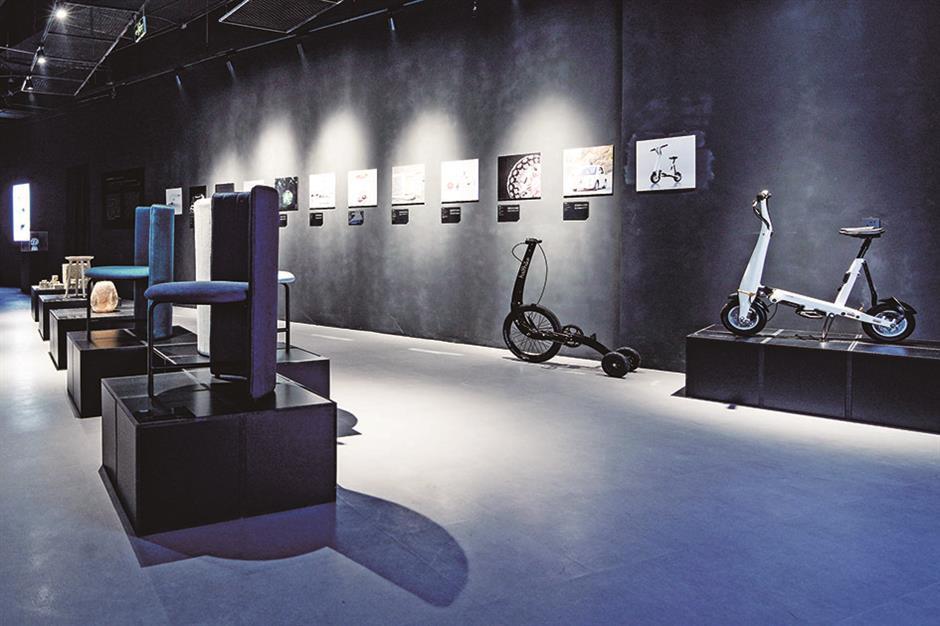 Award-winning designs provide exhibit of pure Joy
