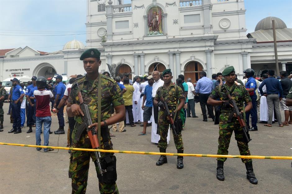 Pakistan condemns terror attacks in Sri Lanka