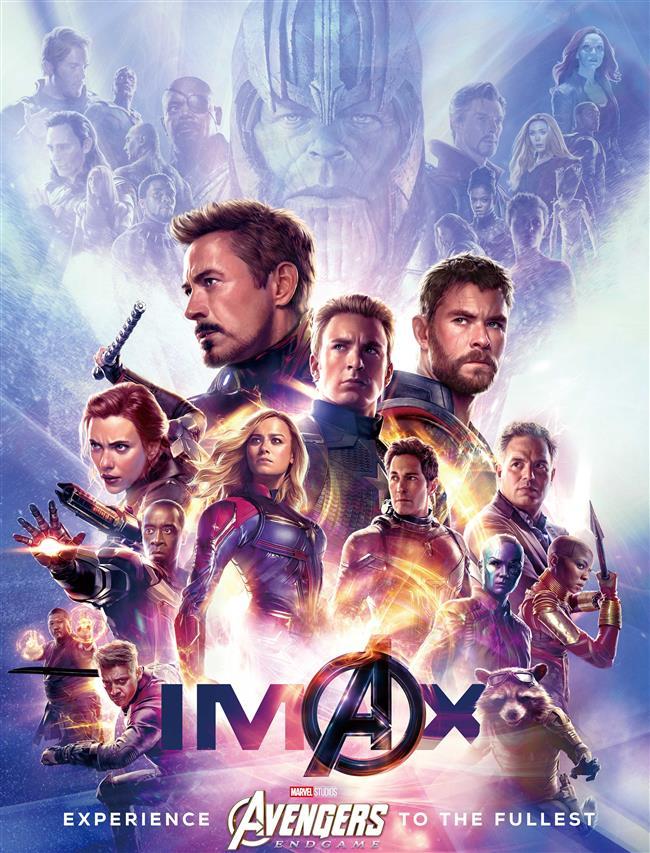 'Avengers: Endgame' hits cinemas across China