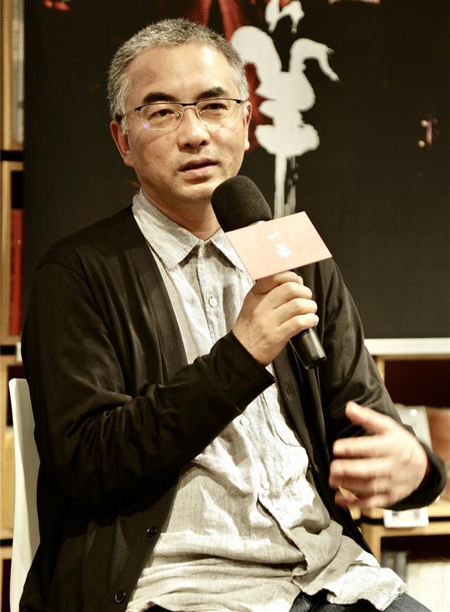 Award-winning director's existential journey