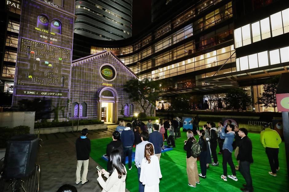 Bandai Namco brings interactive gaming event as it taps Chinese market