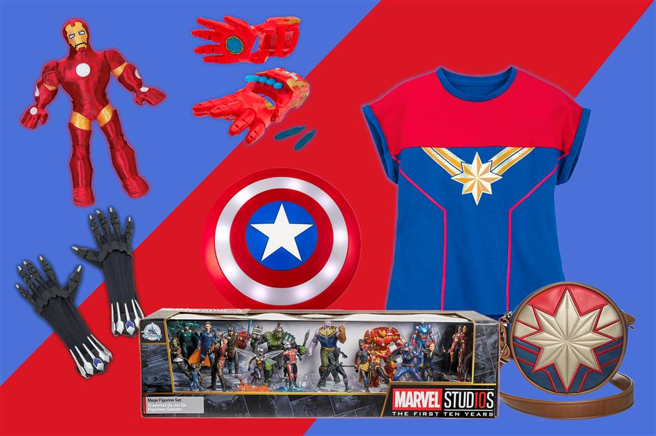 Heroic Avengers offerings for Marvel fans at Disney