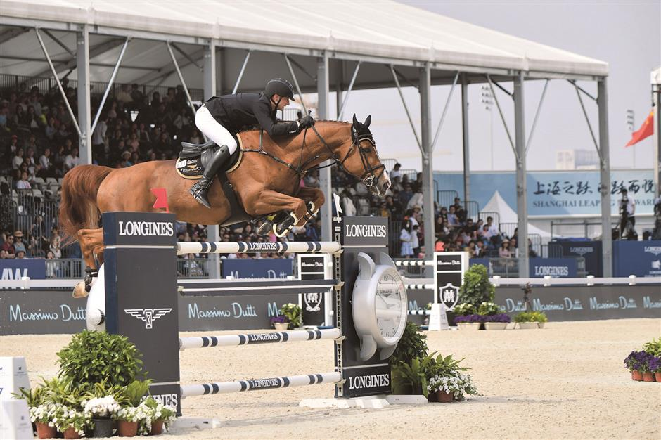 China's quest for equestrian glory at a canter