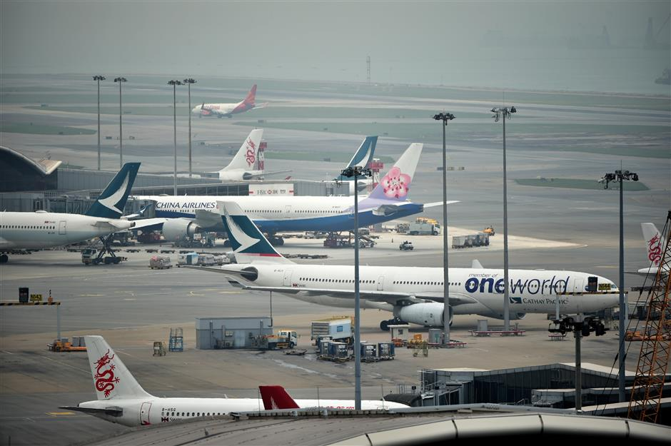 China to develop world-class airport cluster in Guangdong-Hong Kong-Macau Greater Bay Area