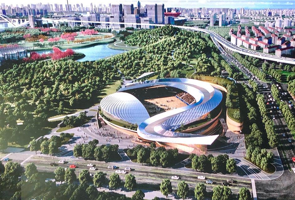 New equestrian center design unveiled
