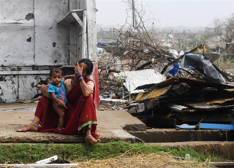 As death toll rises to 9 in India's Odisha, Cyclone Fani enters West Bengal