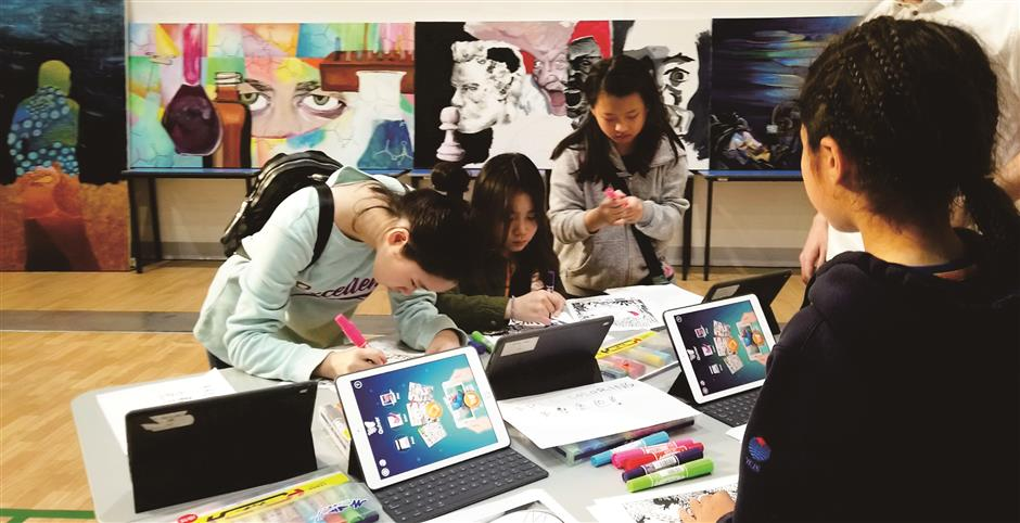 YCIS Puxi hosts inaugural Innovation Expo and visionary TEDx Youth event