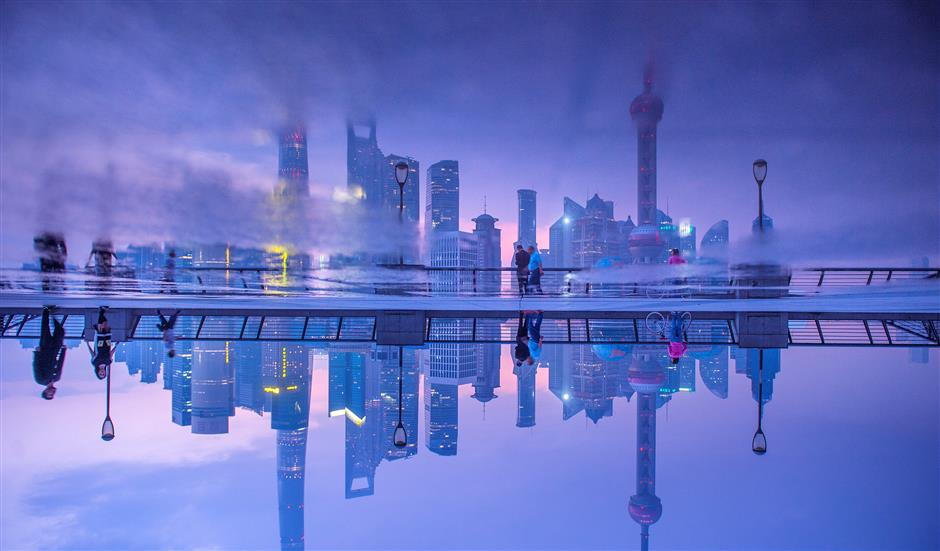 Shanghai explores 5G applications for better city life