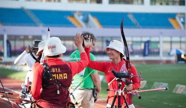 Archers vie for world honors in Shanghai