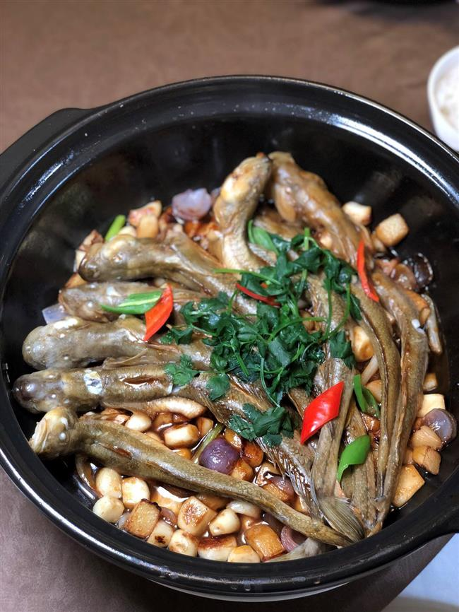 A culinary season of river food and Yunnan ingredients