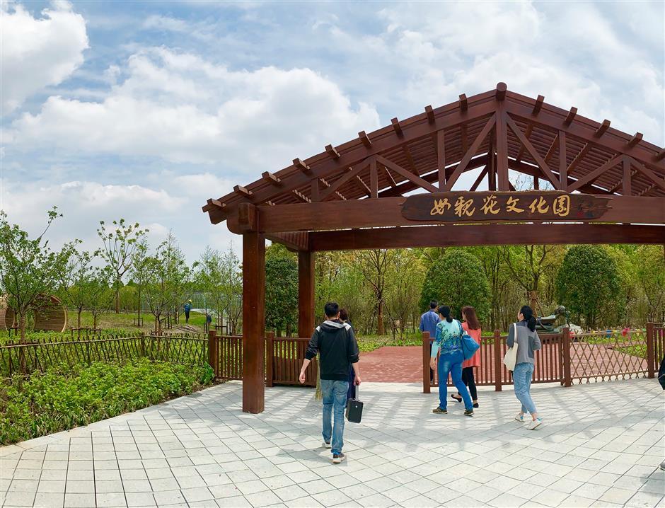 Shanghai village eyes maternal care for revitalization