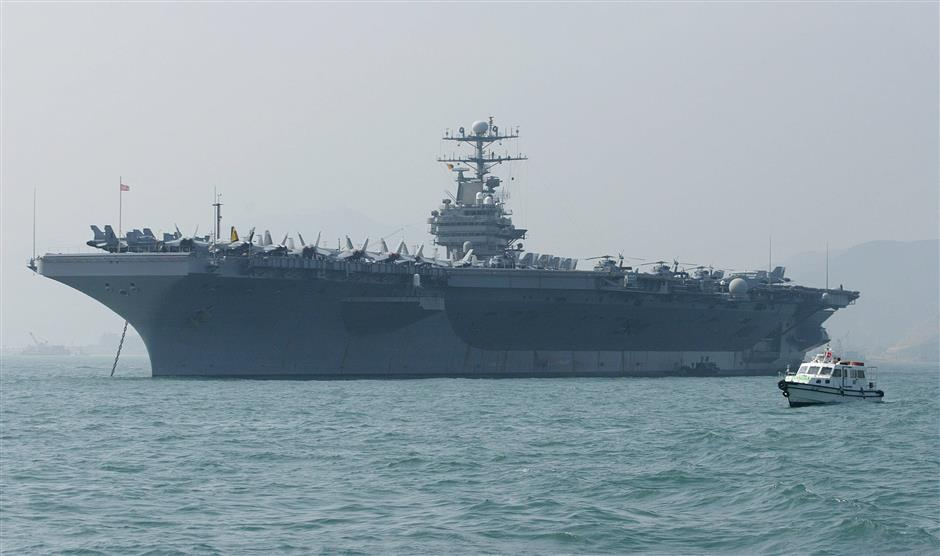 US-Iran tensions rise days before first anniversary of N-deal pullout