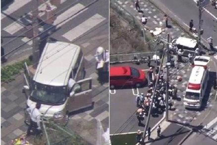 2 children killed as car rams into preschoolers in western Japan
