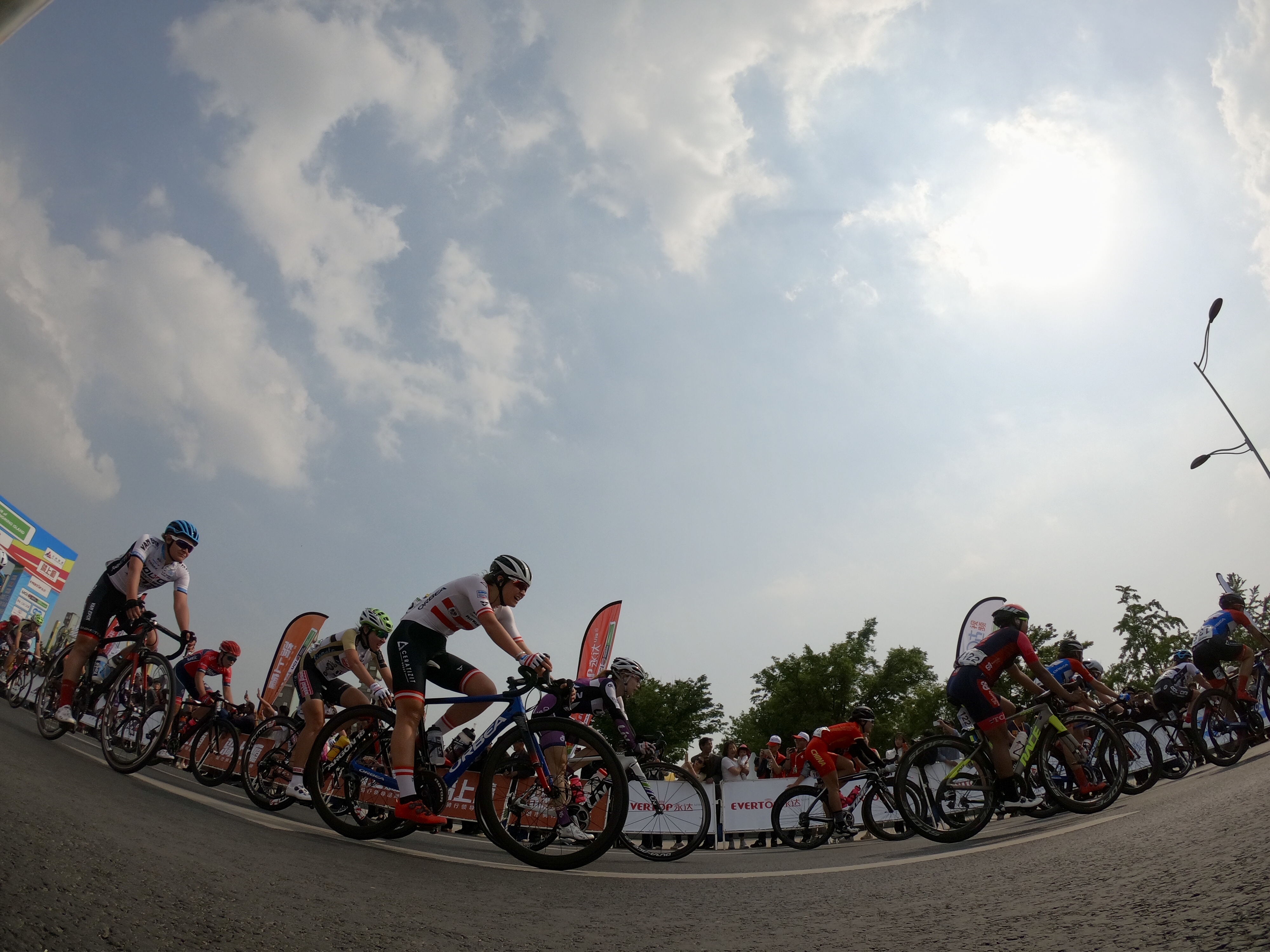 2019 Tour of Chongming Island attracts world's best cyclists