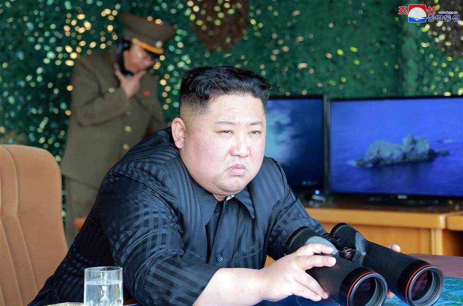 Military drill on Saturday a 'routine' one, DPRK says