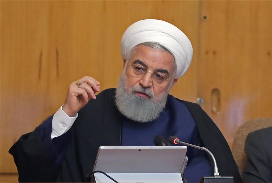 Iran rolls back nuclear pact, seeks protection for its oil, banking sectors