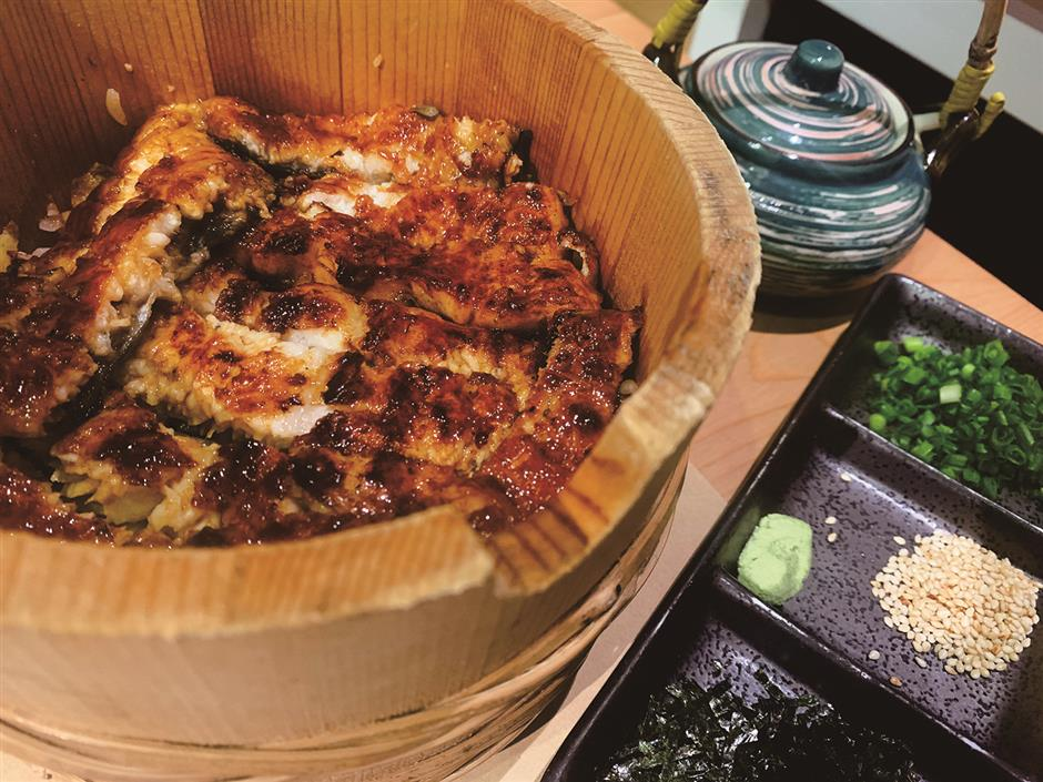 Da Wei Man's Japanese cuisine ohitsu's the spot