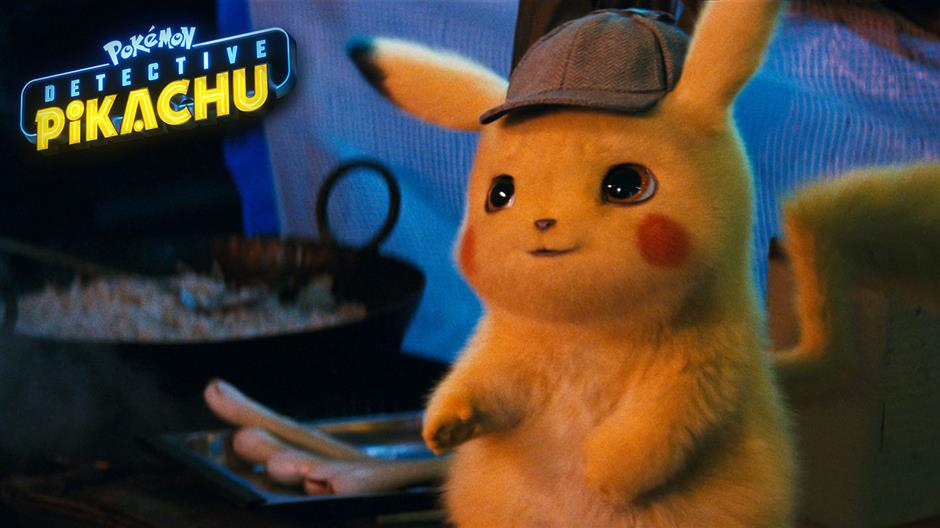 Chinese debut for Pikachu's latest adventure