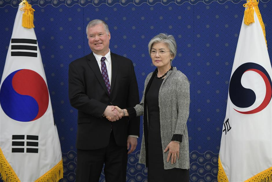 US nuke envoy says door remains open for DPRK's return to negotiations