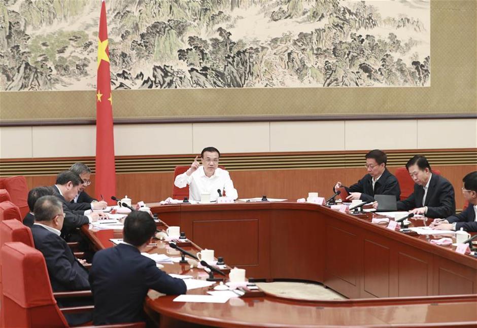 Premier Li underlines tax cuts to benefit enterprises, boost market vitality