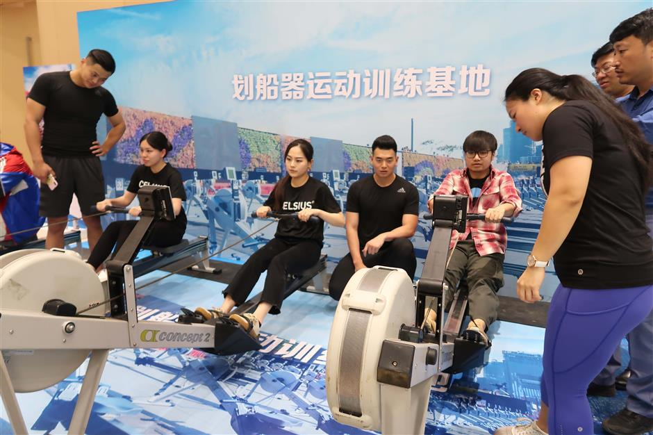 Festival time for high-tech park workers