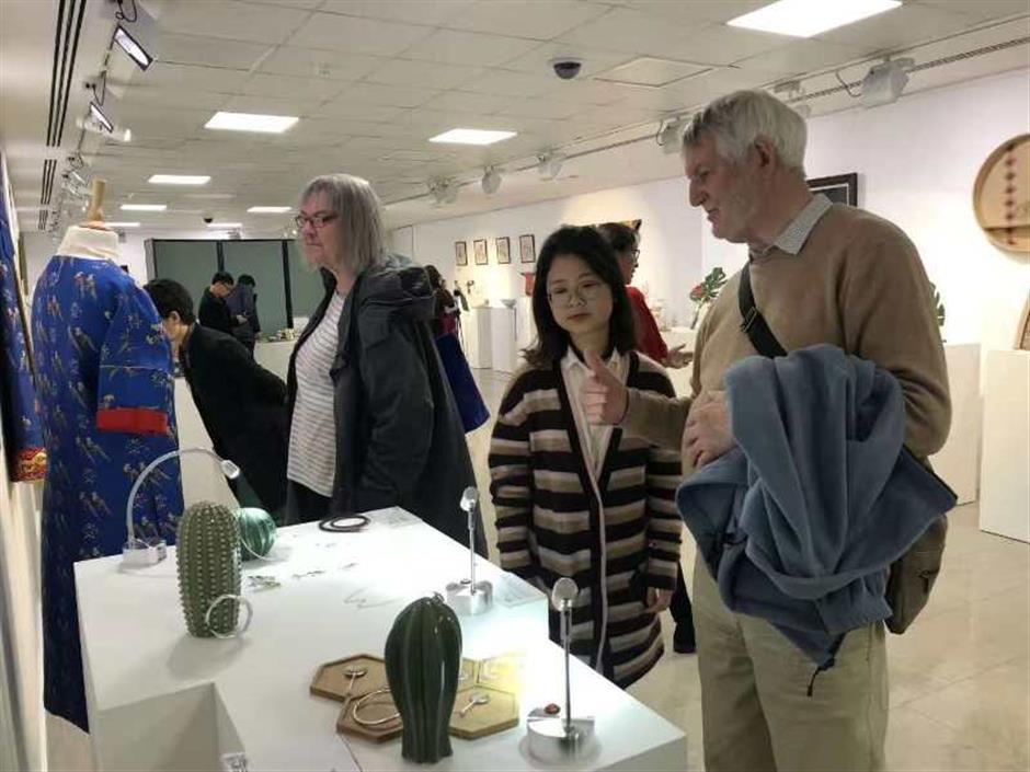 'Amazing China' shines on London Craft Week