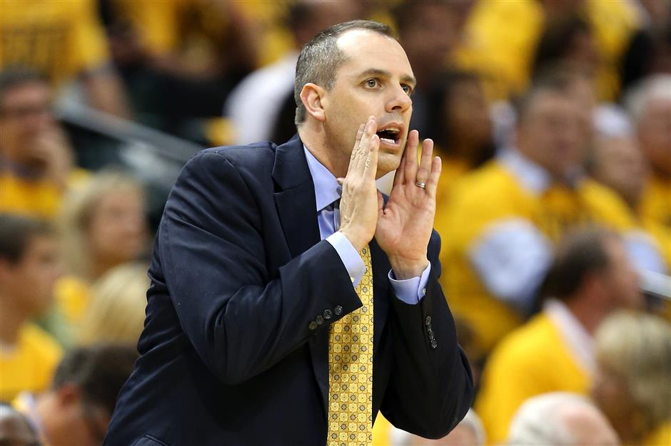 Source: Vogel hired as Lakers coach with Kidd as assistant