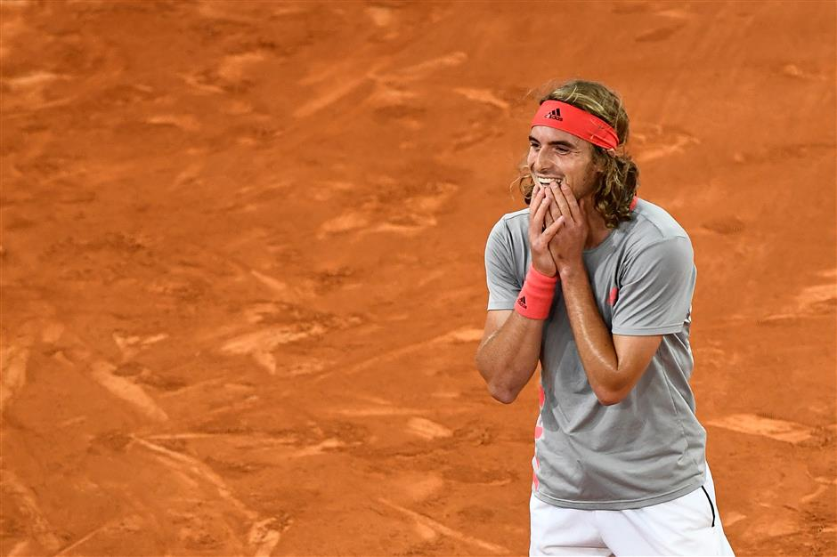 Nadal says he is taking clay slump 'naturally'