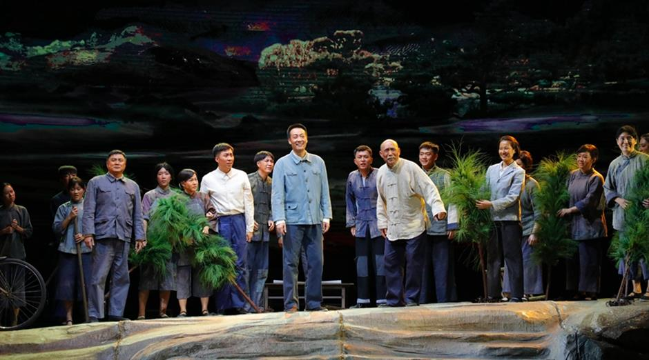 Honoring Dongshan's 'man of the trees'