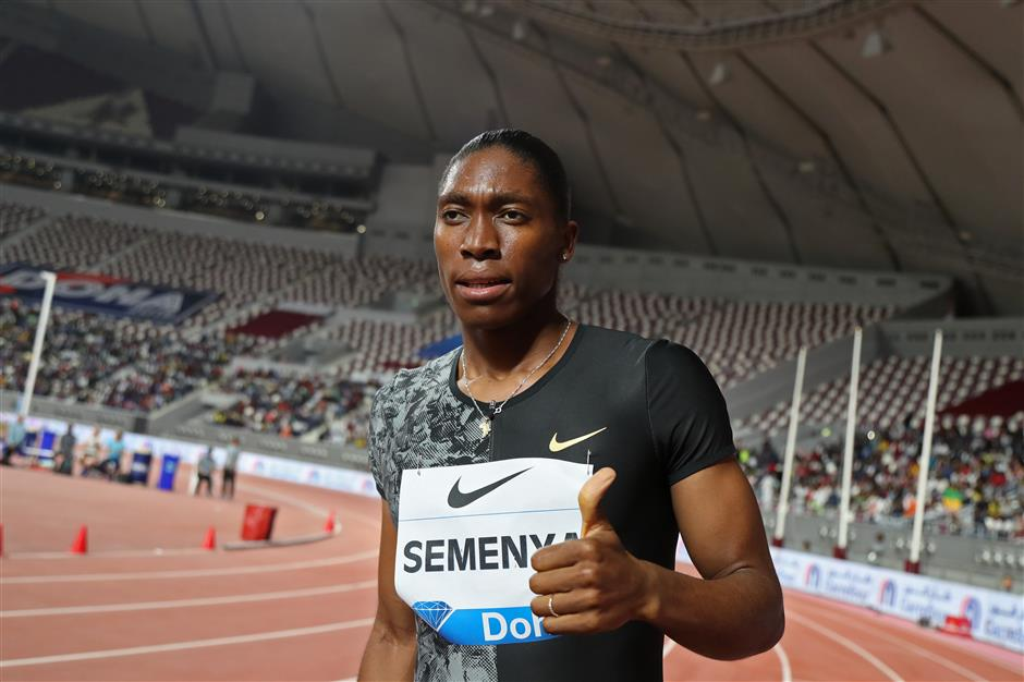 South Africa to appeal against Semenya testosterone ruling