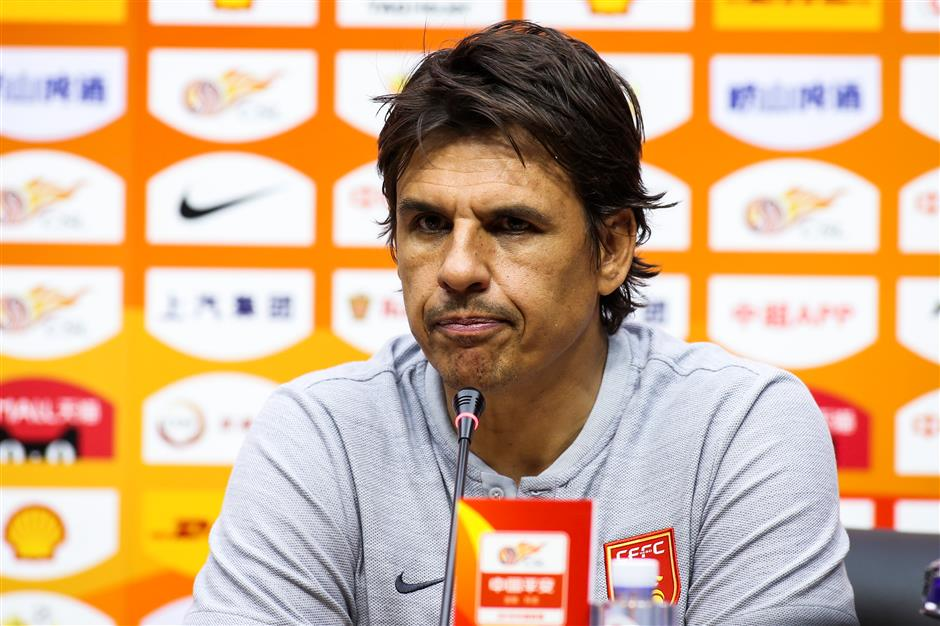 'Your mum wants you home': Chris Coleman on brink of sack in China