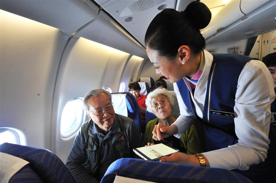 China targets self check-in at major airports